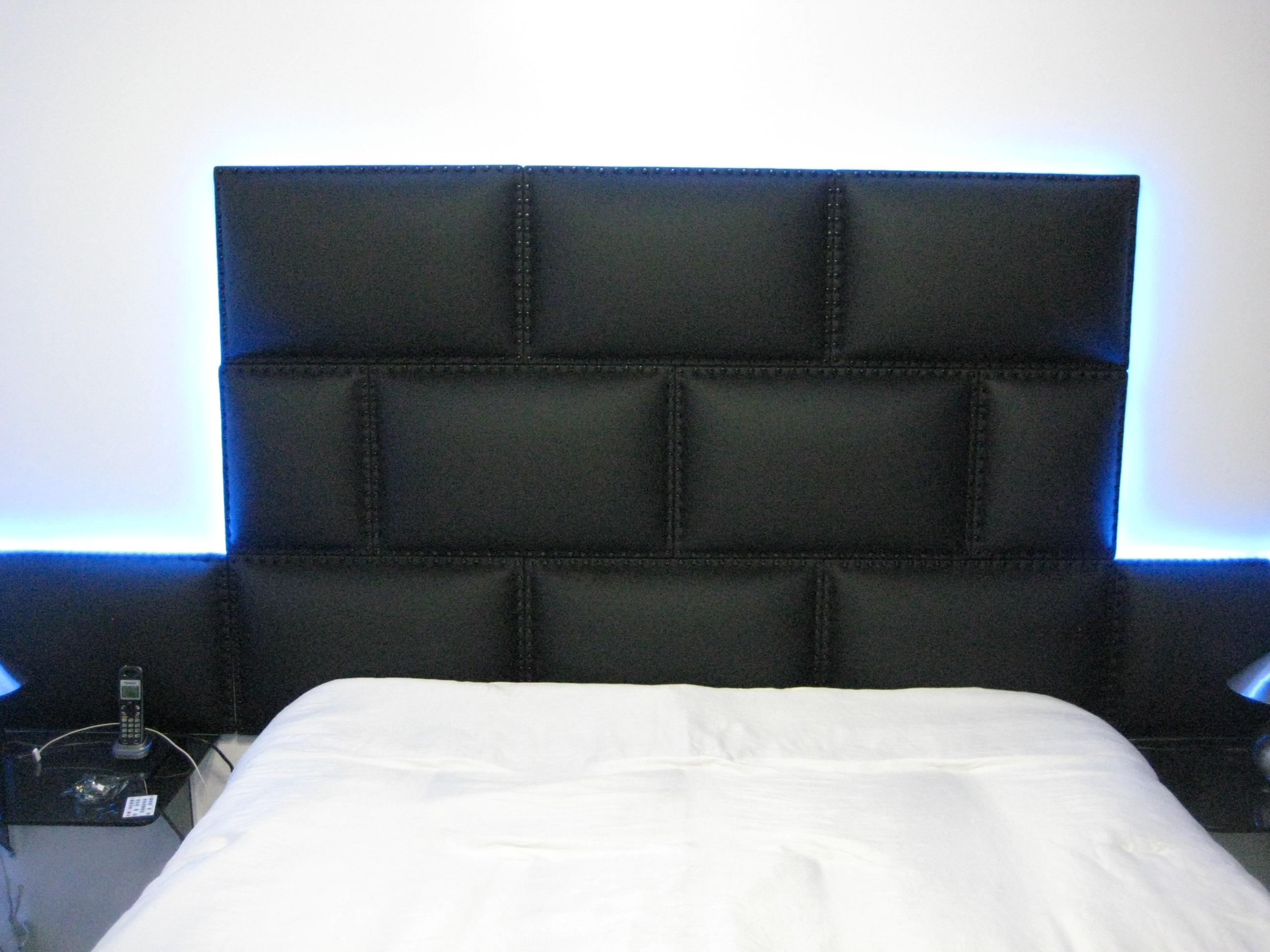 Customer Headboard Custom Panels