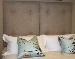 Queen Headboard - Two Robert Panels